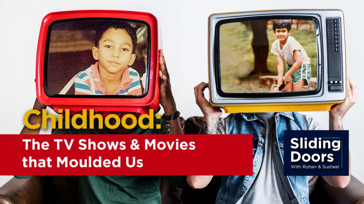Childhood - The TV Shows & Movies that Moulded Us